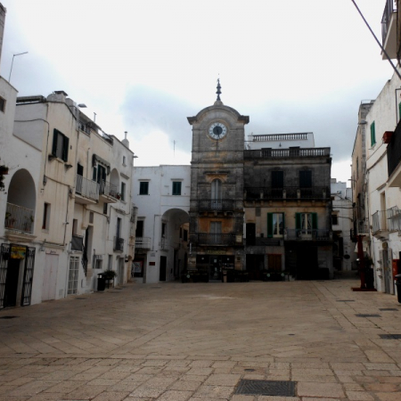 "Cisternino, one of ""The most beautiful Borgo in Italy"""