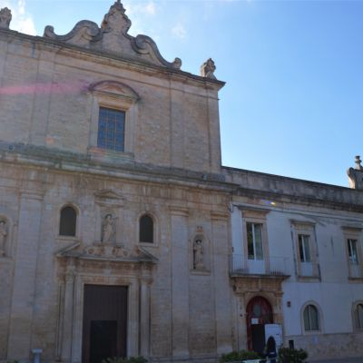 La Chiesa di San Francesco d\'Assisi a Martina Franca